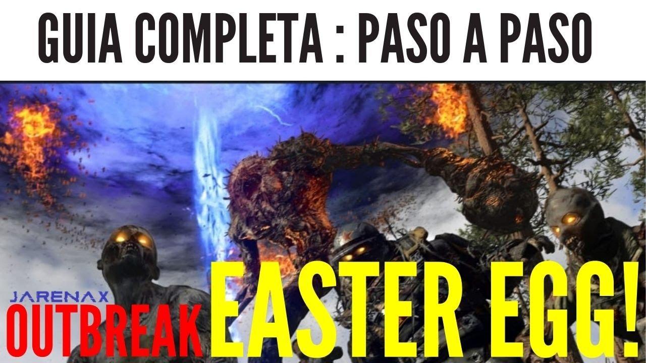 Download GUIA EASTER EGG BROTE OUTBREAK ! PASO A PASO ! COLD WAR ZOMBIS ! TUTORIAL , RESUMEN  ! ESPAÑOL