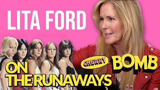 The Story of Cherry Bomb by The Runaways   Premium   Professor of Rock