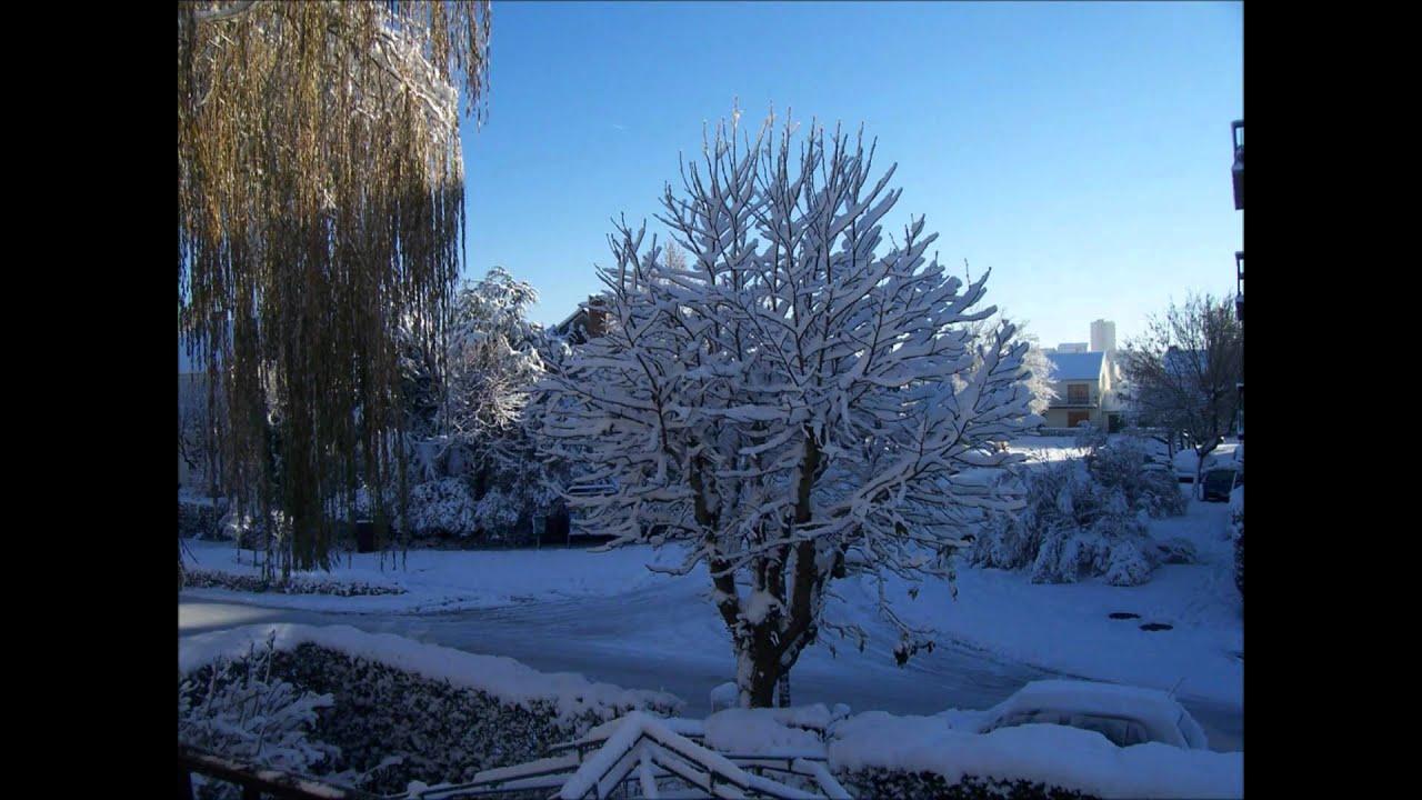 Paysages de neige sur la musique de no l blanc white - Paysages de noel gratuits ...
