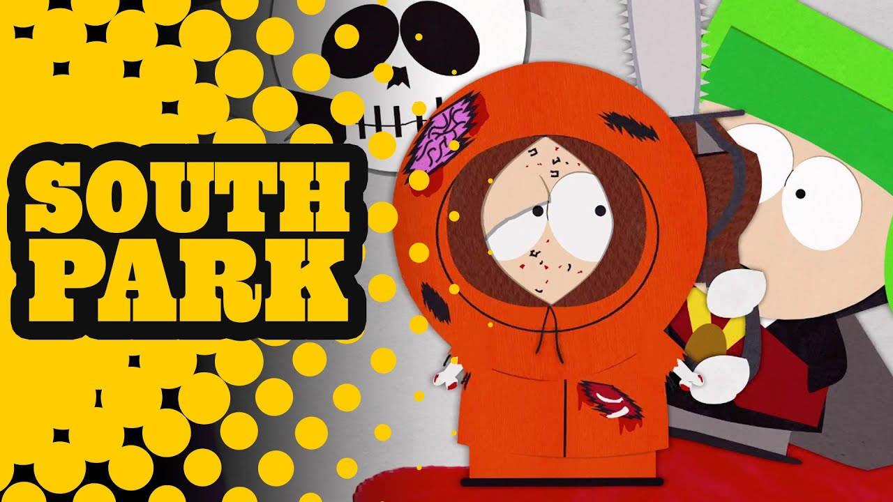 Decapitating Zombies Left and Right - SOUTH PARK
