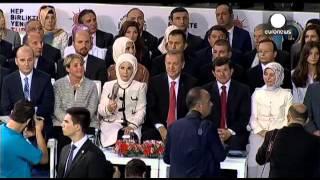 Turkish election victory promises major challenges for Davutoğlu