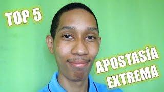 Apostasía Extrema - Los Vídeos más Apostatas de la Historia