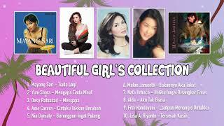 Download Beautiful Girl's Collection | Kumpulan Lagu Pop Penyanyi Wanita