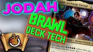 Jodah Brawl Deck Tech | The Command Zone #208 | Magic: the Gathering Commander/EDH Podcast