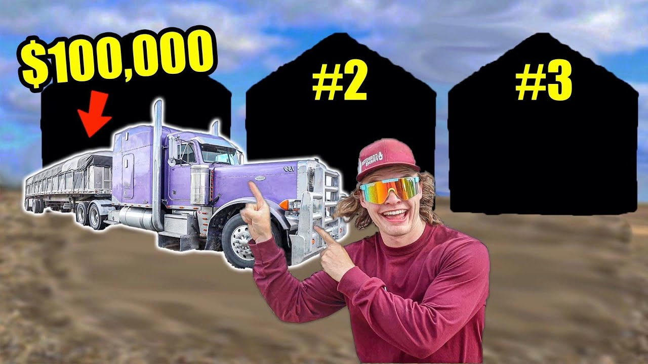$100,000 Delivery At The New Bin Site!