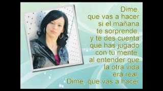 DIME QUE VAS A HACER - SARAH LA PROFETA (2011)