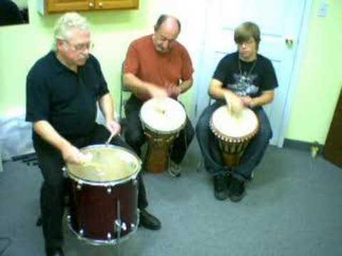 The Music Studio: Hand Drumming Workshop