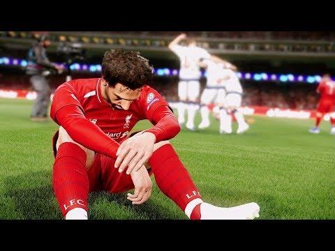 Tottenham vs Liverpool - UEFA Champions League Final 2019 Gameplay