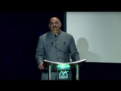 Mohnish Pabrai Lecture to Univ. of Puerto Rico MBA Class – Sept. 26, 2016