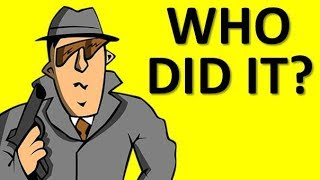 Top 3 Popular Murder Mystery Riddles that will blow your mind
