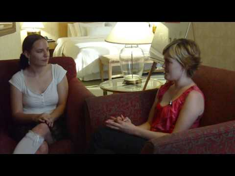 Anime Expo 2009 - Interview With Kari Wahlgren