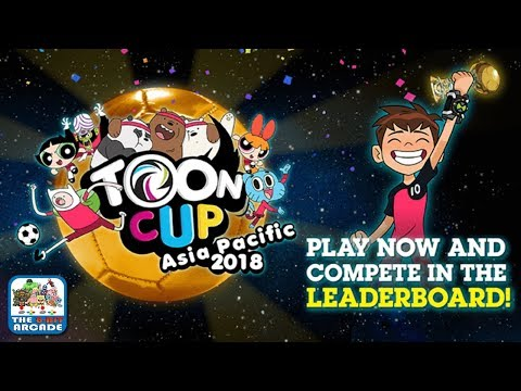 Toon Cup: Asia Pacific 2018 - Gumball Laughs in the Face of Competition (Cartoon Network Games)
