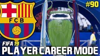 FIFA 19 Player Career Mode | #90 | CHAMPIONS LEAGUE FINAL vs Man City!!
