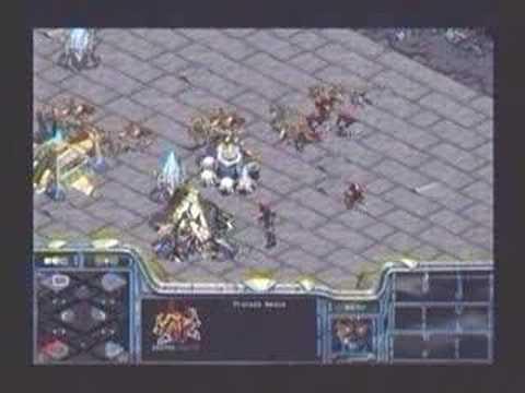 Grrr... VS H.O.T-Forever @ 2000 Hanaro OSL Finals Game 1