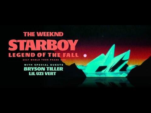 The Weeknd Tour 2017 Birmingham Feat Bryson Tiller & Lil Uzi Vert Full Performance