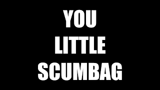 """An Interview with the """"LITTLE SCUMBAG"""" Guy"""