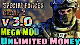 Special Forces Group 2 || Mod Money Latest Version 3.0 + Mod Gameplay