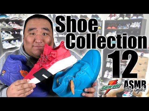 [ASMR] Shoe Collection 12 | MattyTingles