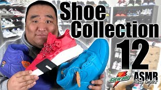 [ASMR] Shoe Collection 12 | MattyTingles