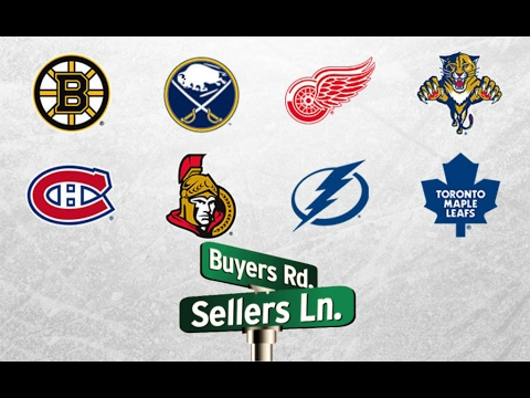 NHL Trade Deadline 2017 l Atlantic Division Buyers and Sellers