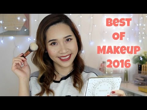 Những đồ makeup Trúc mê nhất 2016 (Review & Tutorial) - Best of Makeup 2016 ♡Truc's hobbies♡