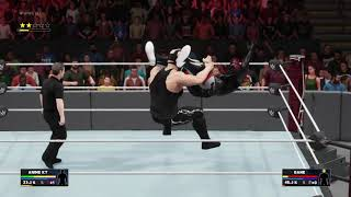 Epic battles episode 7 Anime KT Vs. Bane Extreme rules match July 13th 2020