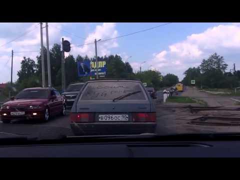 Иваново - Тейково / Ivanovo - Teykovo 25/05/2014 (timelapse 4x)