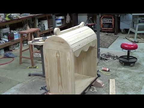 Making A Saddle Stand / Saddle Rack - Part Two