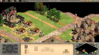 Age of Empires II HD-Infinite Health and Instant Destruction