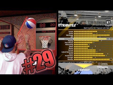 NBA 2k18 MyCAREER - Best Dribble Moves, Custom Jumpshot, MyCourt & More! Attribute Update! Ep. 29