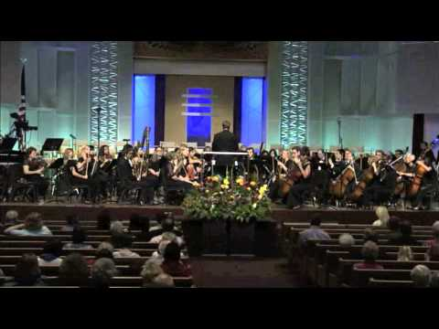2013 Spring Concert 1 - American Suite by Antonin Dvorak