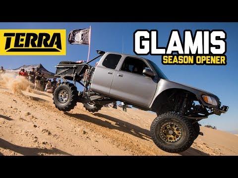 DESERT TRIP: We Go To GLAMIS! First Desert Trip Of The Season - HUGE HUCKS