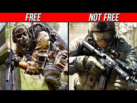 10 FREE FPS Games That Are Better Than $60 FPS Games | Chaos