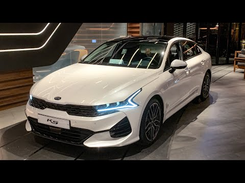 The New 2021 Kia Optima Interior&Exterior First Look