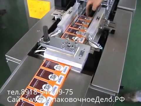 Целлофанатор TDP-420A Автоматический упаковщик в плёнку типа КОНВЕРТиз YouTube · Длительность: 1 мин39 с