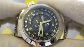 Обзор мужских наручных часов Invicta Reserve 0234(, 2013-10-11T02:56:04.000Z)
