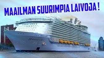 Top 5 maailman suurinta laivaa - Part 2