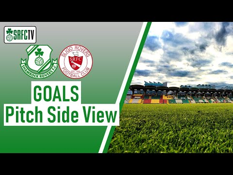 Pitchside View | Goals v Sligo | 2 October 2020