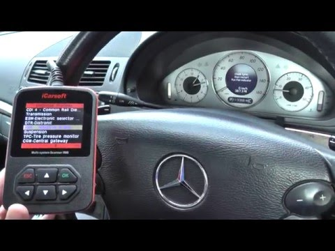 best mercedes benz diagnostic tool youtube