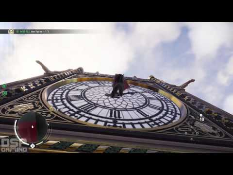 Assassin's Creed Syndicate playthrough pt9 - Alexander Graham Bell Invents the Zipline