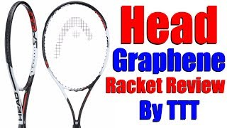 Head Graphene Touch Speed MP Tennis Racket Review