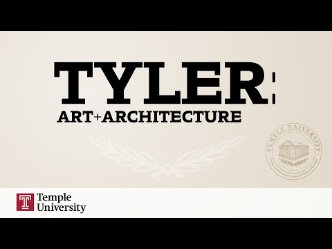 Tyler School of Art and Architecture Temple University