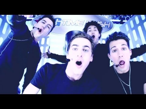 Big Time Rush Channels BSB & NSYNC in