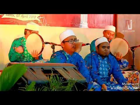 Sholawat Nahdliyah Karya KH. Hasan Abdul Wafi by Faroidu Bahiyyah Malang, di PP. Nurul Jadid Paiton