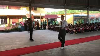 SMK SEMERAH, BATU PAHAT.Majlis Sambutan Hari Guru 2018,