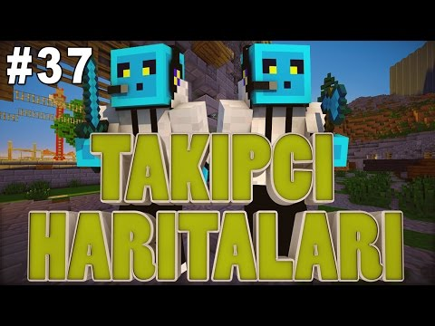 Minecraft Takipçi Haritaları - Bölüm 37