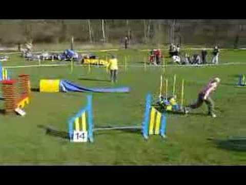 Agility with Fanny