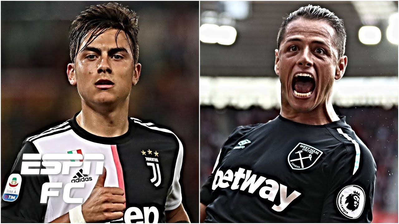 LIVE Transfer Talk: Tottenham jump United in line for Juve's Dybala