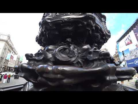 London VIP Sightseeing with Paul Ranky Part1 Piccadilly Circus,  Buckingham Palace, Hyde Park 4K