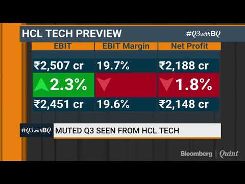 What To Expect From HCL Technologies In The Third Quarter?